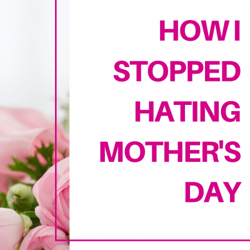 Do you feel guilty for hating Mother's Day? Is Mother's Day hard for you? I want you to know that it's okay if you don't love it, and you don't have to. Mother's Day can be really hard, and it's okay if you don't look forward to it. So let's talk about some hard truths and how you can STOP hating Mother's Day. #mothersday #motherhood