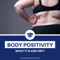What is body positivity? Why does it matter? Learn about the controversy of the body positive movement and fat activism, and why this matters for everyone. Let's talk about what body positivity IS and ISN'T, and the common misconceptions. Being body positive is more than dieting, exercises, and self-love.